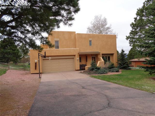 155 Desert Inn Way, Colorado Springs, CO 80921 (#5241442) :: The Dixon Group