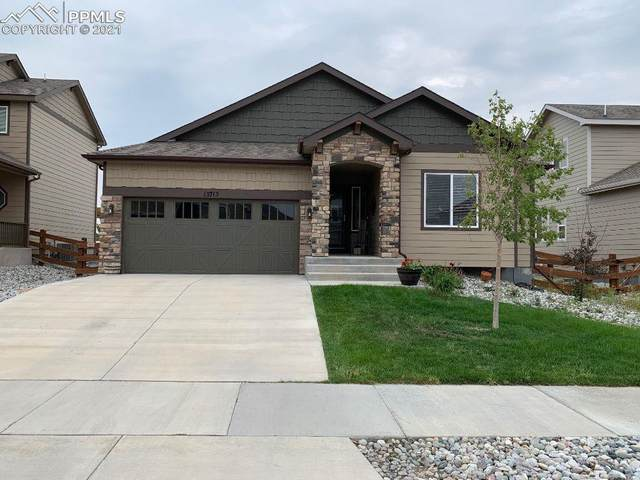 13713 Park Meadows Drive, Peyton, CO 80831 (#5241723) :: The Gold Medal Team with RE/MAX Properties, Inc