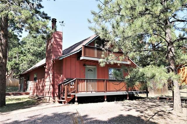 500 S West Street, Woodland Park, CO 80863 (#5243082) :: Simental Homes   The Cutting Edge, Realtors