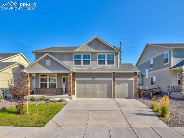 7226 Horizon Wood Lane, Colorado Springs, CO 80927 (#5247230) :: Action Team Realty