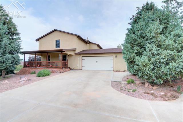 15570 Castlegate Court, Colorado Springs, CO 80921 (#5249099) :: The Peak Properties Group