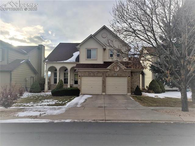 4268 Tee Shot Drive, Colorado Springs, CO 80922 (#5249264) :: HomeSmart