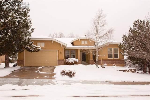 1620 Colgate Drive, Colorado Springs, CO 80918 (#5249950) :: Jason Daniels & Associates at RE/MAX Millennium