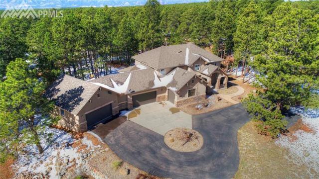 5265 Hidden Rock Road, Colorado Springs, CO 80908 (#5250291) :: Fisk Team, RE/MAX Properties, Inc.