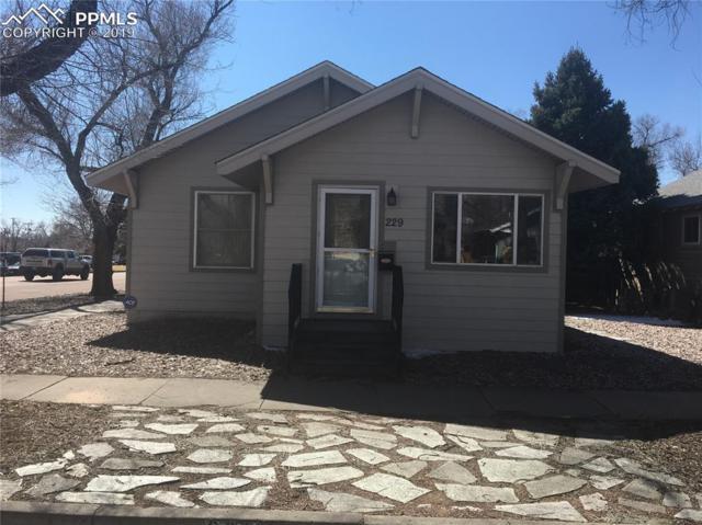 229 E Washington Street, Colorado Springs, CO 80907 (#5251859) :: Venterra Real Estate LLC