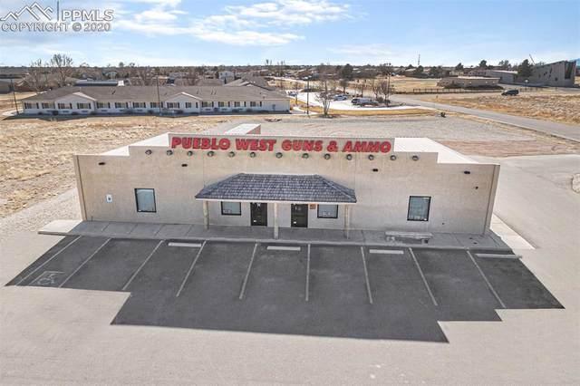 140 E Spaulding Avenue, Pueblo West, CO 81007 (#5251916) :: Colorado Home Finder Realty