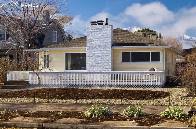 2418 N Tejon Street, Colorado Springs, CO 80907 (#5253465) :: The Peak Properties Group