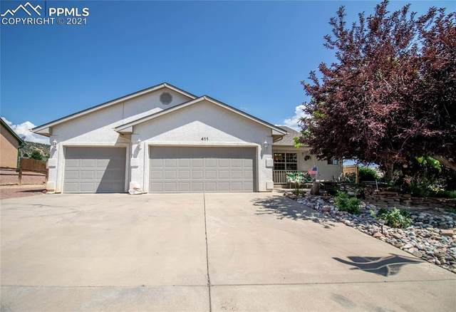 411 High Street, Canon City, CO 81212 (#5256697) :: Action Team Realty