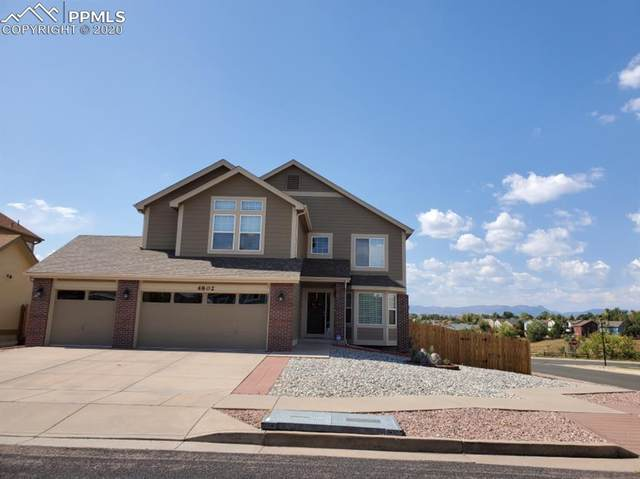 4802 Jedediah Smith Road, Colorado Springs, CO 80922 (#5257385) :: Action Team Realty