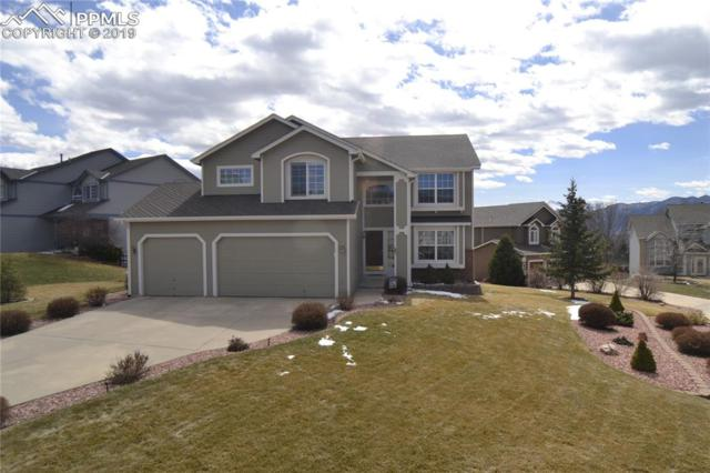15470 Desiree Drive, Colorado Springs, CO 80921 (#5257753) :: The Dixon Group