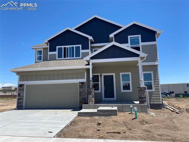 3011 Namib Drive, Colorado Springs, CO 80939 (#5258399) :: Tommy Daly Home Team
