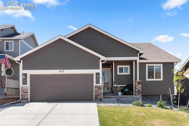 833 Tailings Drive, Monument, CO 80132 (#5258973) :: Fisk Team, RE/MAX Properties, Inc.
