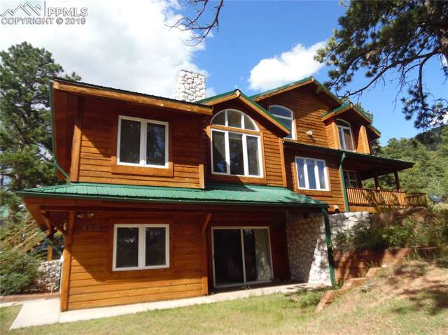 400 Sunny Glen Court, Woodland Park, CO 80863 (#5260212) :: Perfect Properties powered by HomeTrackR