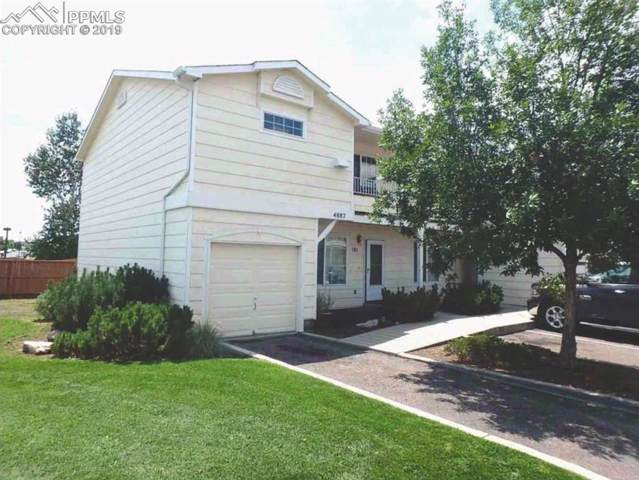 4887 Rusty Nail Point #101, Colorado Springs, CO 80916 (#5264027) :: The Dixon Group