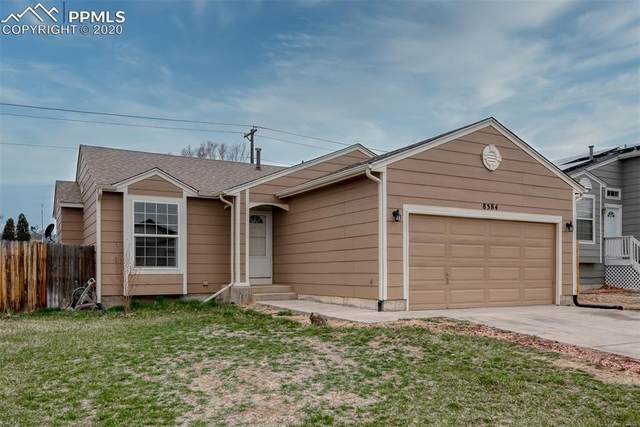 8384 Dassel Drive, Fountain, CO 80817 (#5266704) :: Tommy Daly Home Team