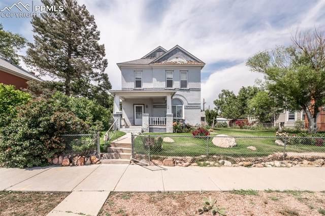 719 W 14th Street, Pueblo, CO 81003 (#5267945) :: Compass Colorado Realty