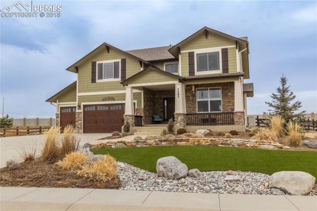 7485 Antelope Meadows Circle, Peyton, CO 80831 (#5268746) :: The Daniels Team