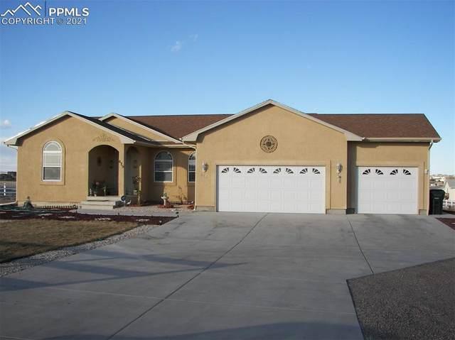 675 W Mcculloch Boulevard, Pueblo West, CO 81007 (#5270697) :: The Treasure Davis Team | eXp Realty