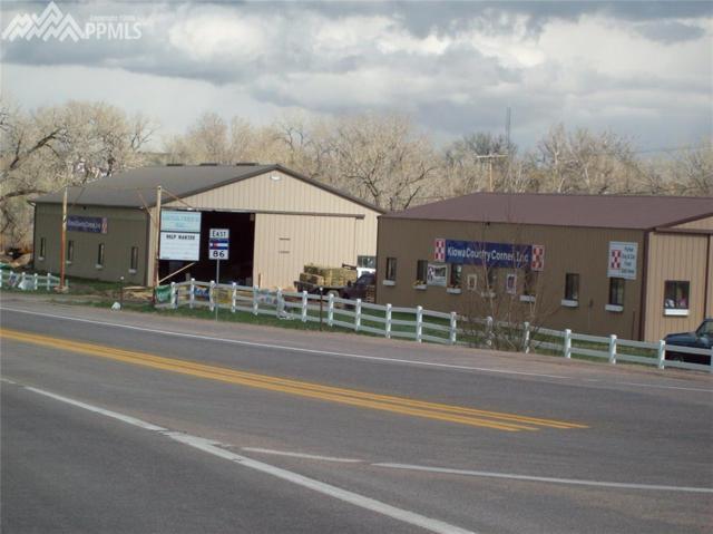 10240 Highway 86 Highway, Kiowa, CO 80117 (#5271438) :: The Hunstiger Team