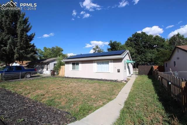 3119 N Arcadia Street, Colorado Springs, CO 80907 (#5273403) :: The Kibler Group