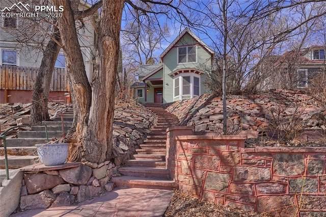 1121 Manitou Avenue, Manitou Springs, CO 80829 (#5278802) :: Colorado Home Finder Realty