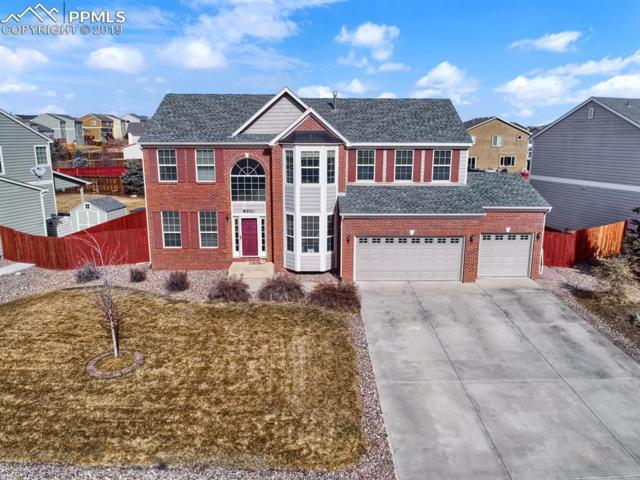8921 Royal Melbourne Circle, Peyton, CO 80831 (#5280385) :: The Treasure Davis Team