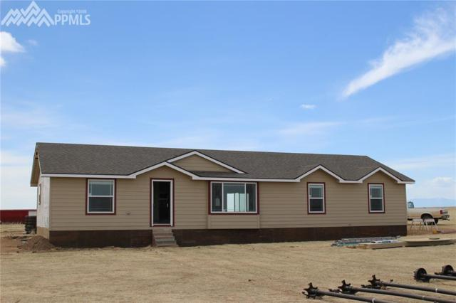 30087 Lonesome Dove Lane, Calhan, CO 80808 (#5282415) :: Fisk Team, RE/MAX Properties, Inc.