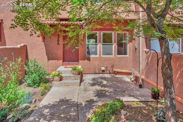 330 Santa Fe Place A, Manitou Springs, CO 80829 (#5284412) :: Action Team Realty