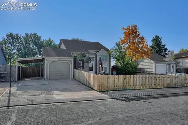 4919 Joseph Drive, Colorado Springs, CO 80916 (#5284549) :: The Treasure Davis Team