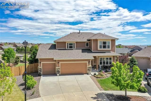 6415 Coyote Ridge Court, Colorado Springs, CO 80923 (#5285976) :: The Daniels Team