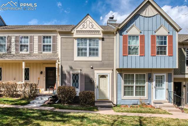 3581 Queen Anne Way, Colorado Springs, CO 80917 (#5288759) :: Re/Max Structure