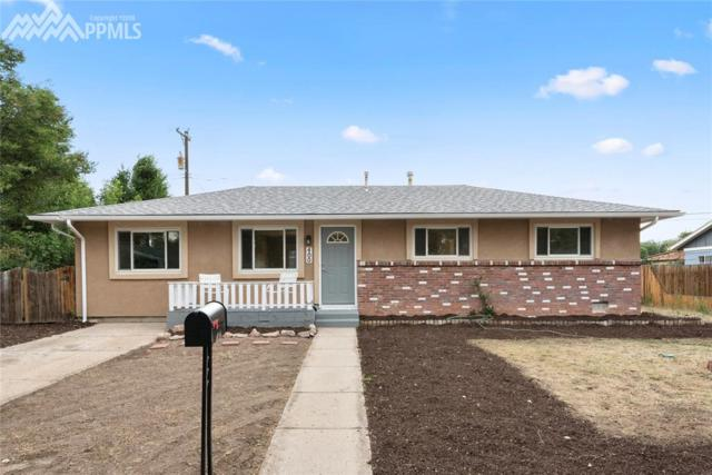 400 Pecos Drive, Colorado Springs, CO 80911 (#5289613) :: 8z Real Estate
