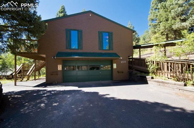 160 Summer Haven Drive, Woodland Park, CO 80863 (#5290871) :: The Gold Medal Team with RE/MAX Properties, Inc