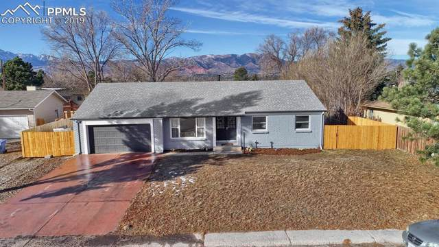 6466 W Wicklow Circle, Colorado Springs, CO 80918 (#5293551) :: The Hunstiger Team