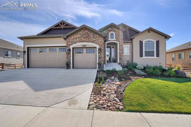 13801 Rivercrest Circle, Colorado Springs, CO 80921 (#5294641) :: Tommy Daly Home Team