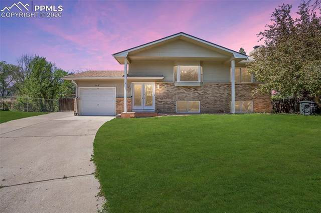 304 Cielo Vista Street, Colorado Springs, CO 80911 (#5298768) :: Finch & Gable Real Estate Co.