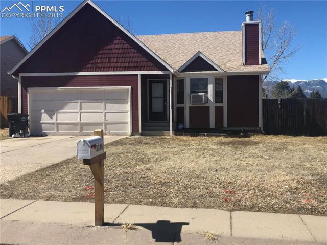 3340 W Monica Drive, Colorado Springs, CO 80916 (#5299196) :: Jason Daniels & Associates at RE/MAX Millennium