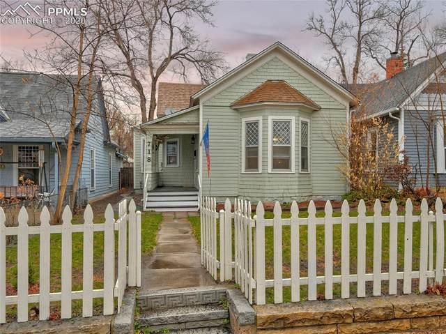 718 E High Street, Colorado Springs, CO 80903 (#5302851) :: 8z Real Estate