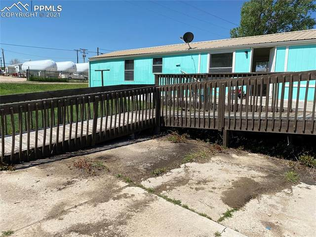 1273 Eighth Street, Calhan, CO 80808 (#5304163) :: Action Team Realty