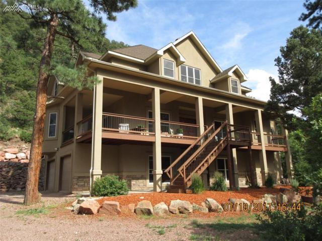 114 N Kathy Lane, Colorado Springs, CO 80926 (#5304324) :: 8z Real Estate