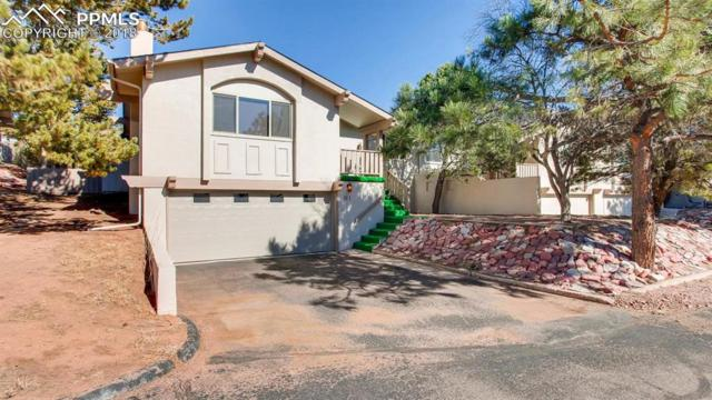 5306 Kissing Camels Drive H1, Colorado Springs, CO 80904 (#5304775) :: Fisk Team, RE/MAX Properties, Inc.