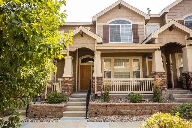 4224 Mesa Overlook Point, Colorado Springs, CO 80923 (#5304996) :: Tommy Daly Home Team