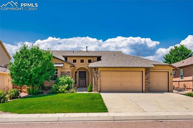 3544 Red Baron Drive, Colorado Springs, CO 80911 (#5305002) :: The Treasure Davis Team   eXp Realty