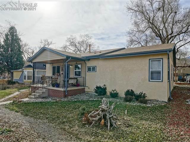 2515 Ehrich Street, Colorado Springs, CO 80904 (#5305537) :: The Cutting Edge, Realtors