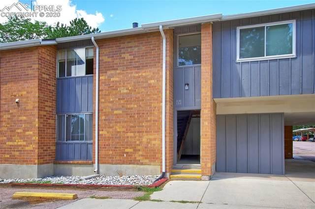 1625 N Murray Boulevard #231, Colorado Springs, CO 80915 (#5306303) :: Colorado Home Finder Realty