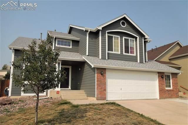 1310 Legend Oak Drive, Fountain, CO 80817 (#5312334) :: Venterra Real Estate LLC