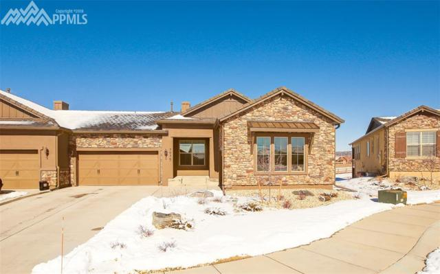 2036 Villa Creek Circle, Colorado Springs, CO 80921 (#5312637) :: The Hunstiger Team