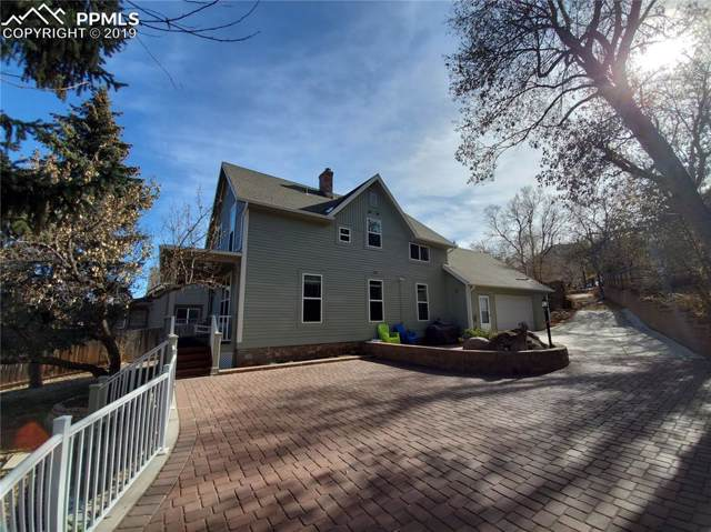 607 Manitou Avenue, Manitou Springs, CO 80829 (#5313203) :: Perfect Properties powered by HomeTrackR