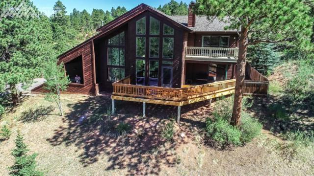 2601 Vista Glen Court, Woodland Park, CO 80863 (#5313935) :: CENTURY 21 Curbow Realty