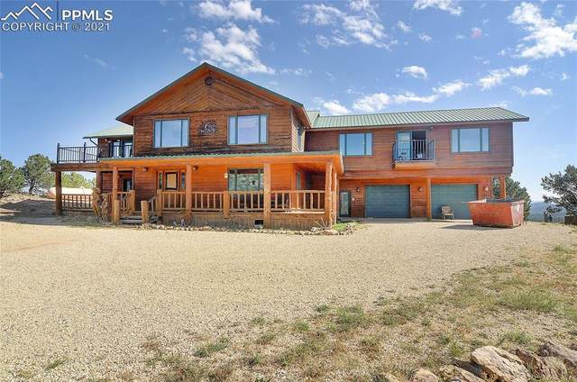 000 Wild Bill Boulevard, Westcliffe, CO 81252 (#5314000) :: Tommy Daly Home Team